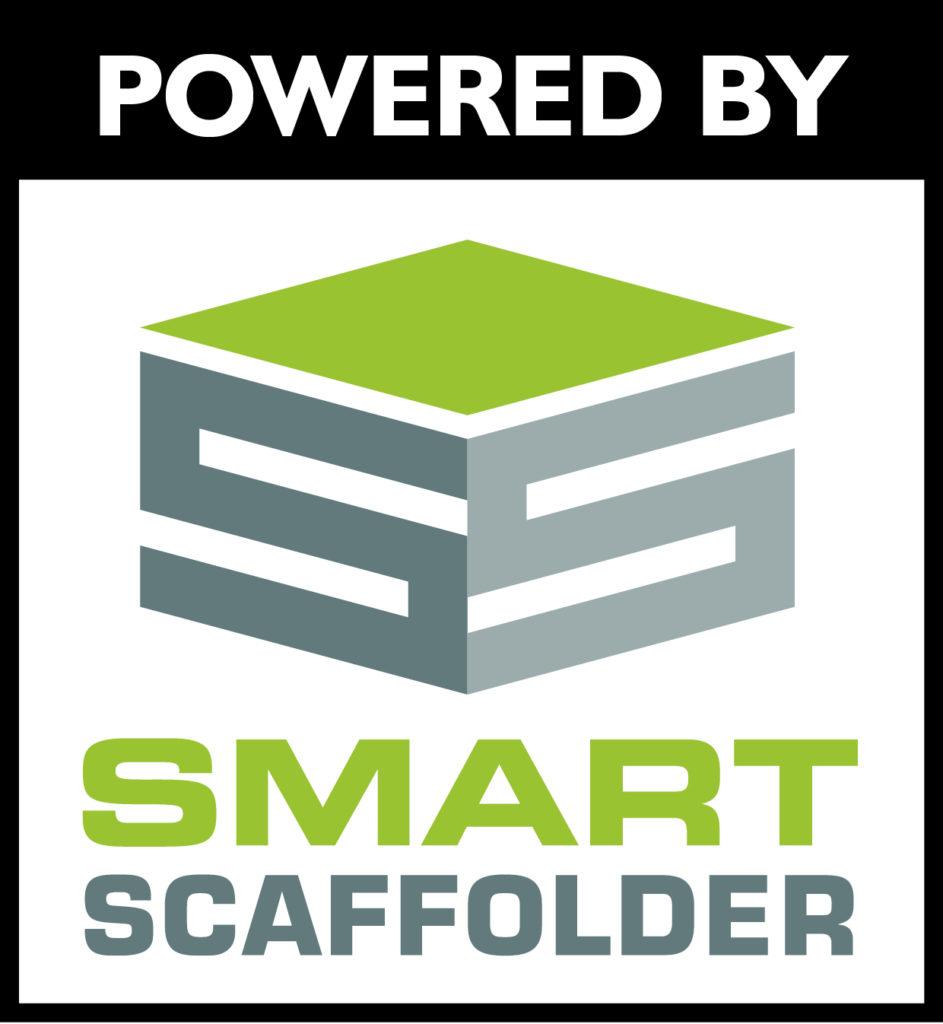powered by smart scaffolder logo