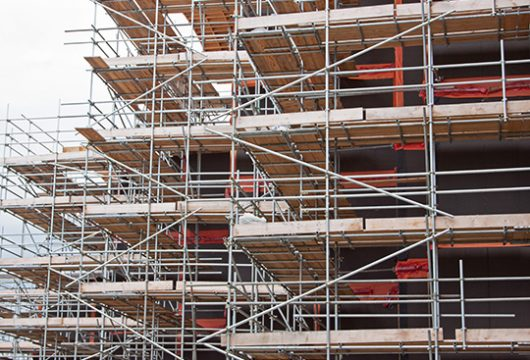 Bespoke-Scaffolding-Supplied
